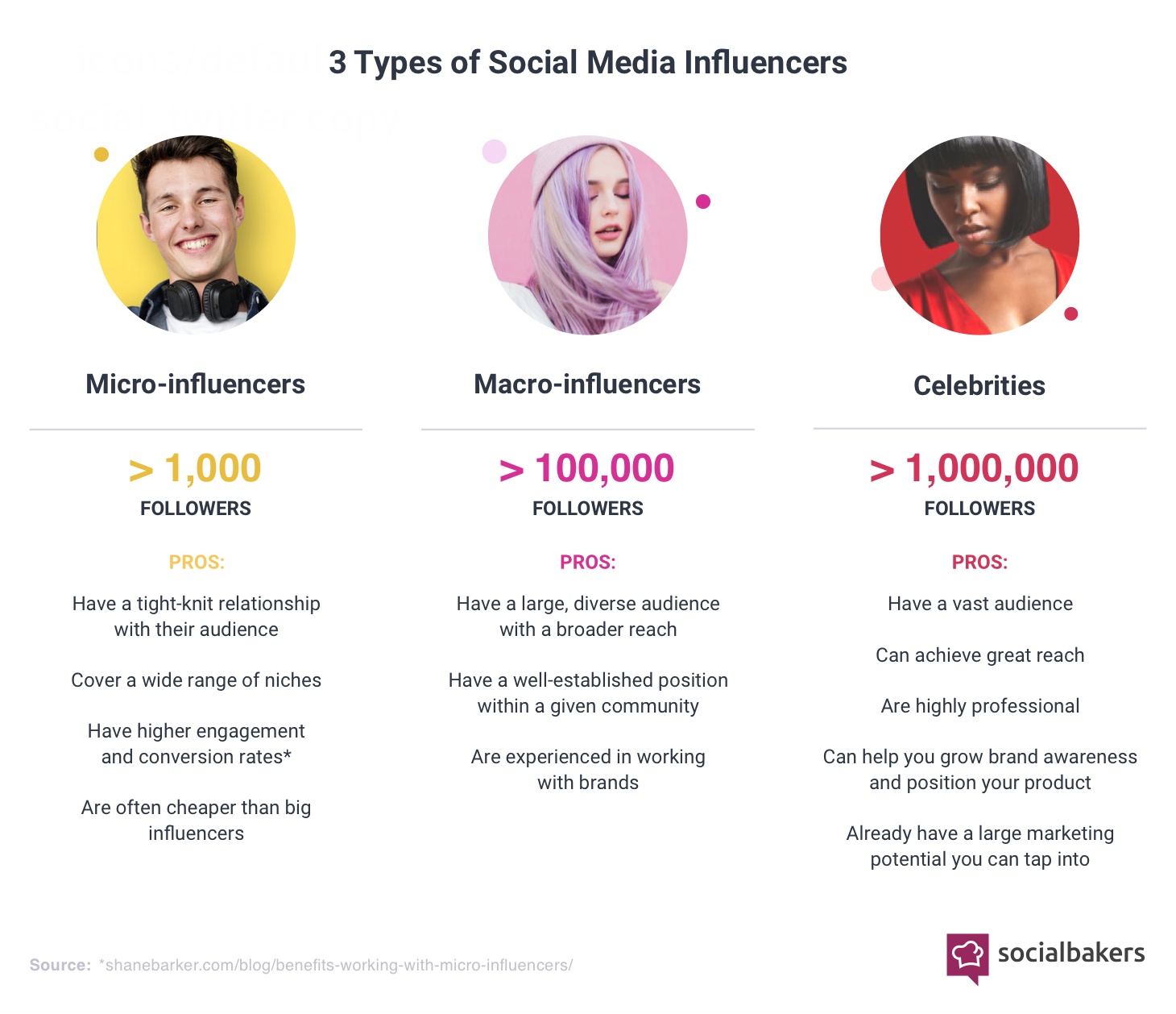 influencer marketing number of followers micro